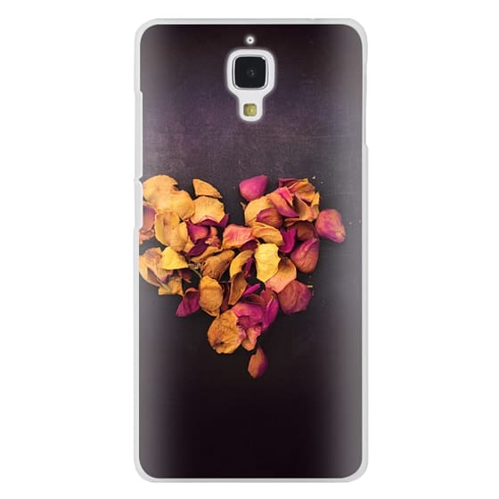 Xiaomi 4 Cases - Dried Rose Heart