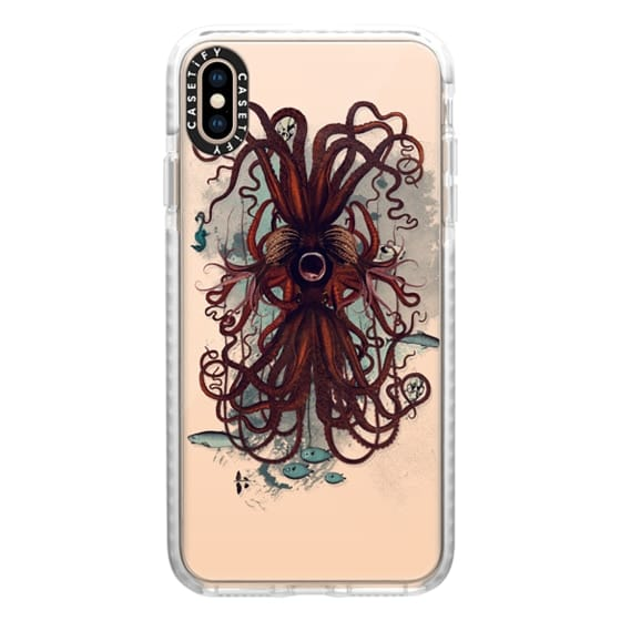 iPhone XS Max Cases - Cthulu