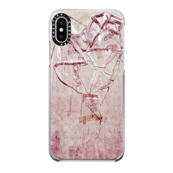 iPhone X Cases - My Broken Heart