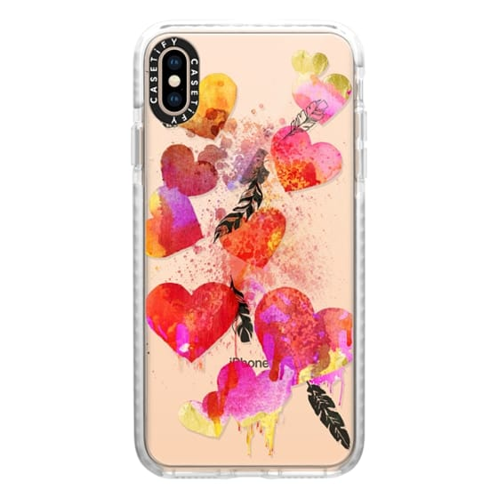 iPhone XS Max Cases - Love Bubbles