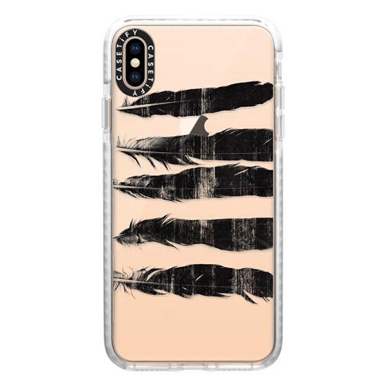 iPhone XS Max Cases - Icarus