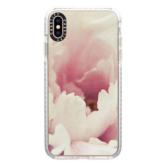 iPhone XS Max Cases - Peony II