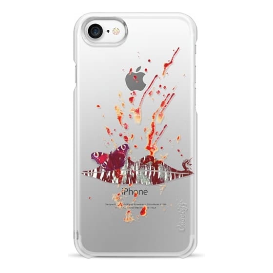 iPhone 7 Cases - Bloody Lips (Hannibal)