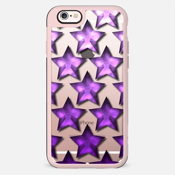 Star Ombre in Purple - New Standard Case