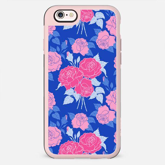 Summer Rose in Pink - New Standard Case