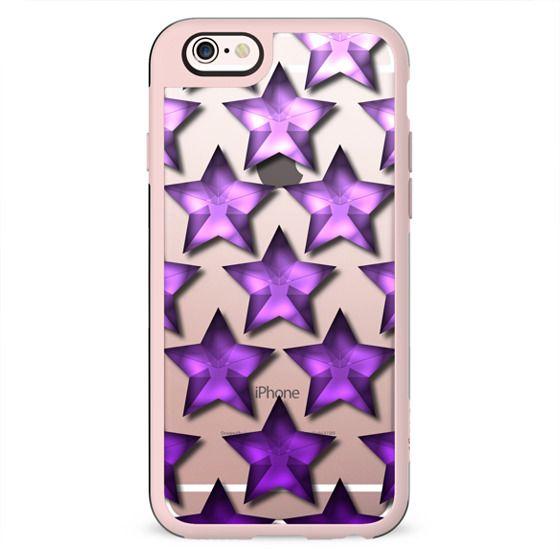 Star Ombre in Purple