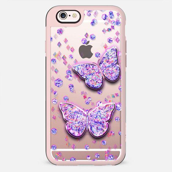Crystal Butterflies - New Standard Case