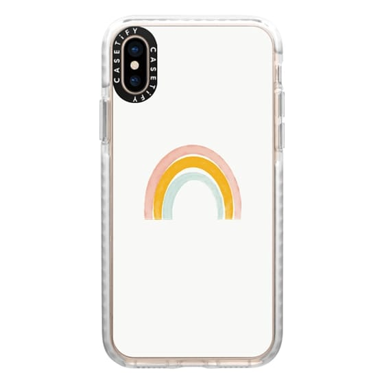 iPhone XS Cases - Rainbow