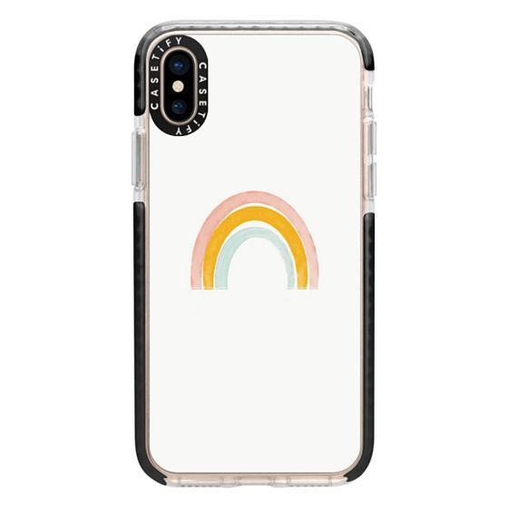 iPhone XS Cases - Rainbow
