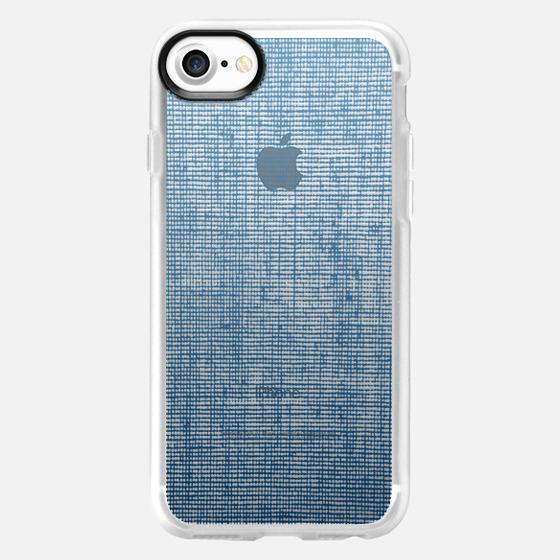 Vintage Denim Blue - Wallet Case