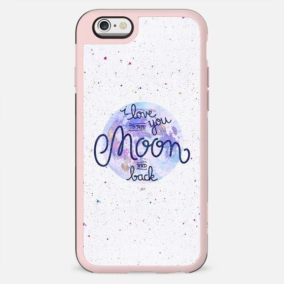 I love you to the moon and back - New Standard Case