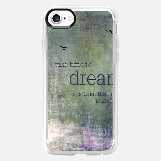 take time to dream Galaxy S5 - Wallet Case