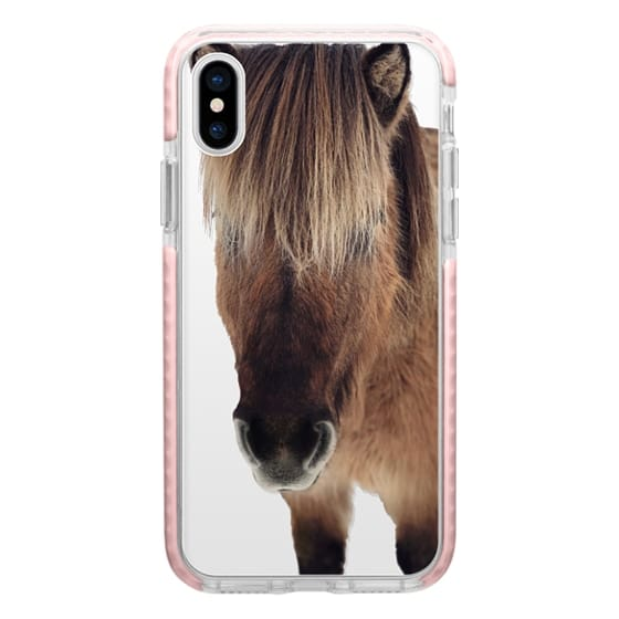 iPhone 6s Cases - Iceland horse clear