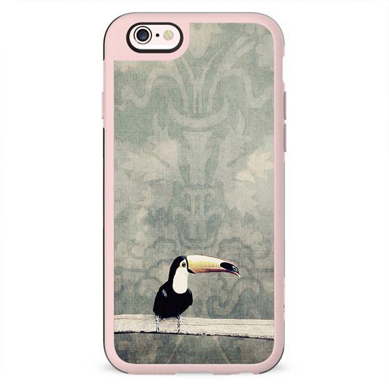 bohemian toucan iPhone