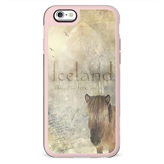Iceland forged by fire and ice