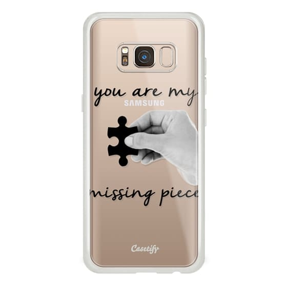 iPhone 7 Plus Cases - love Valentine's I - you are my missing piece