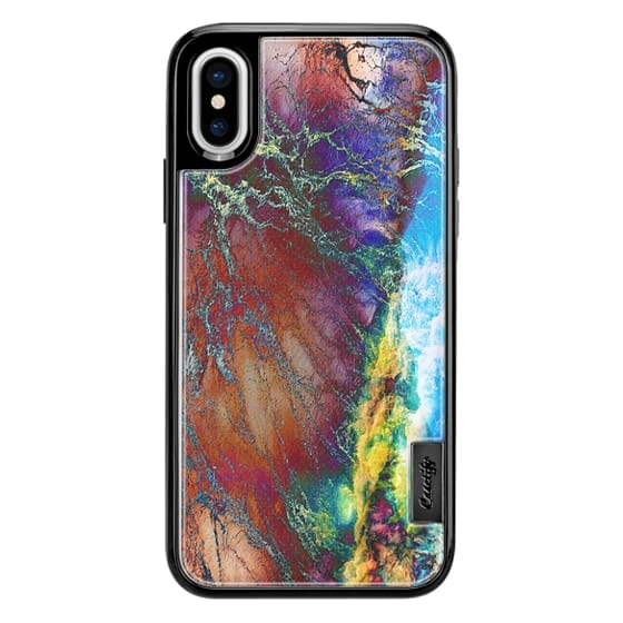 iPhone 6s Cases - Abstract painted marble clouds