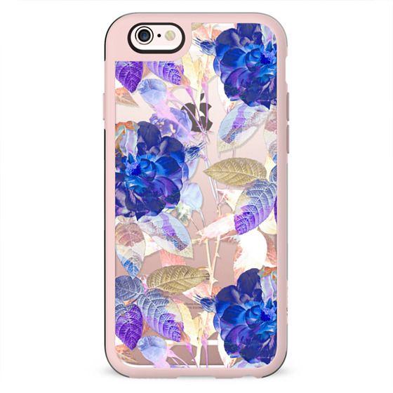 purple blue x-ray roses
