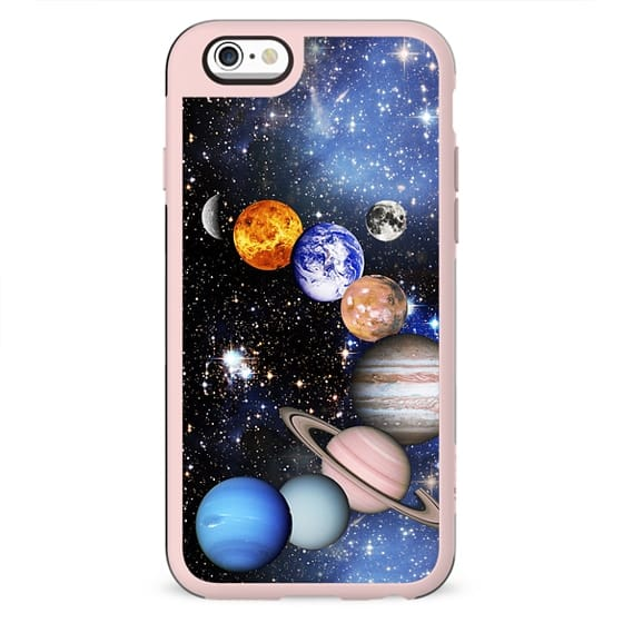 Universe perfection - solar system
