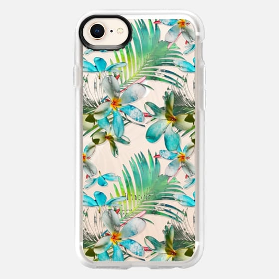 Tropical Flowers - Snap Case