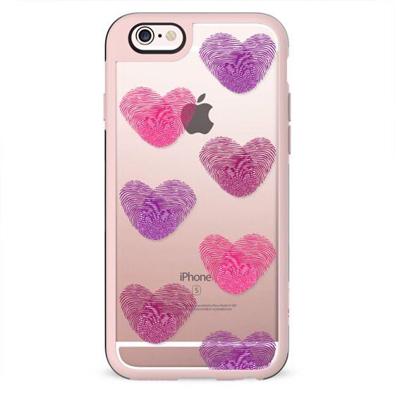 Fingerprints hearts