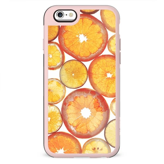 fresh citrus orange lemon