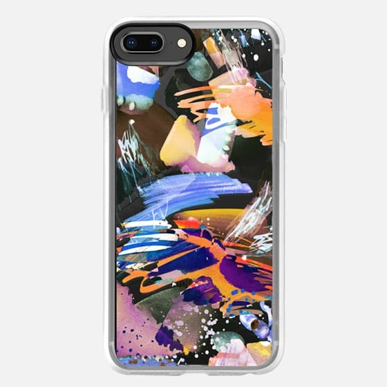 iPhone 8 Plus Case - Watercolor painting