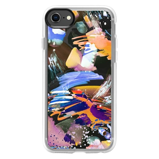 iPhone 8 Case - Watercolor painting