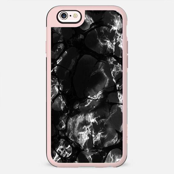Monochrome marble composition - New Standard Case