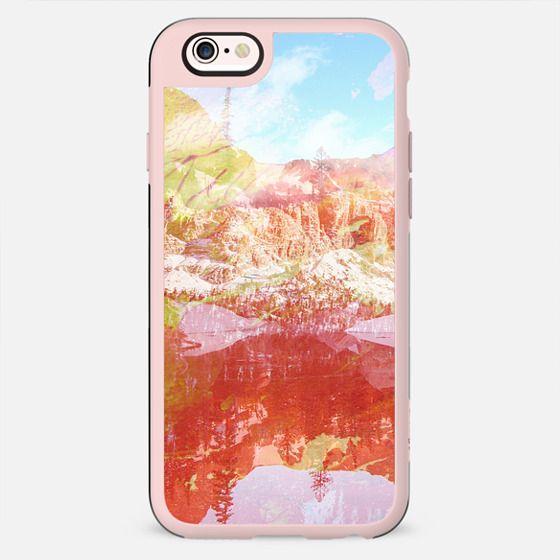 Painted lake landscape - New Standard Case