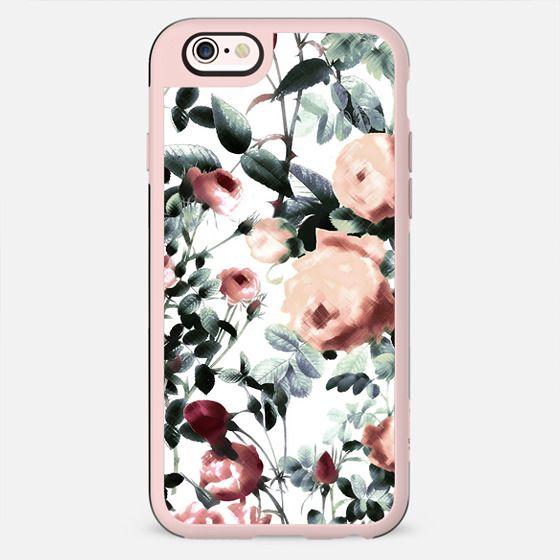 Pastel roses on white - New Standard Case