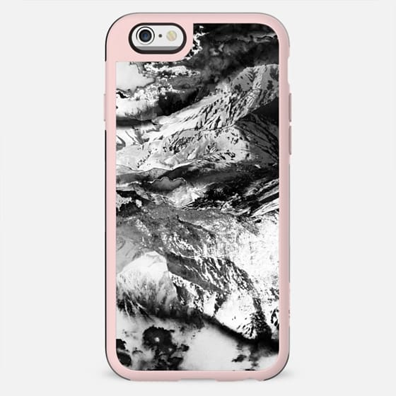 Marble clouds and mountains - New Standard Case