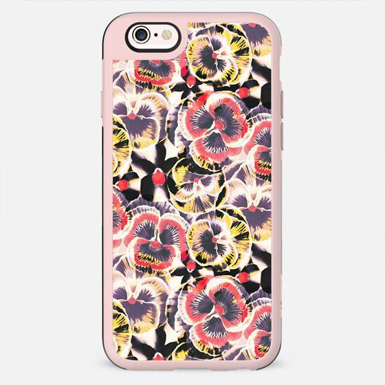 Bright pansy petals - New Standard Case