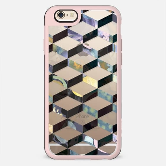 Painted zig zag pattern - New Standard Case