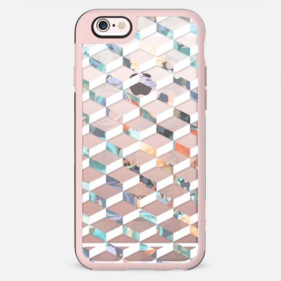 Pastel geometric pattern - New Standard Case