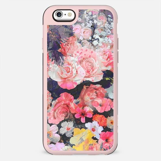 Pink roses bouquet - New Standard Case