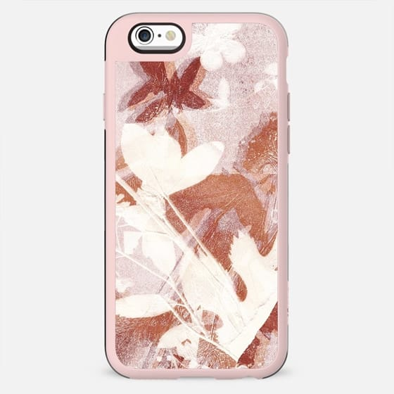 Romantic stylised flower - New Standard Case