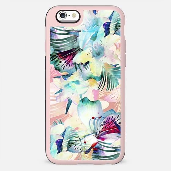 Colourful tropical - New Standard Case