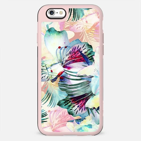 Tropical flowers - New Standard Case