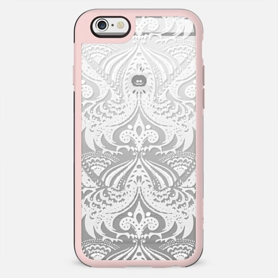 Elegant white lace - New Standard Case