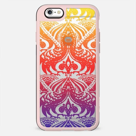 Colourful gradient lace - New Standard Case