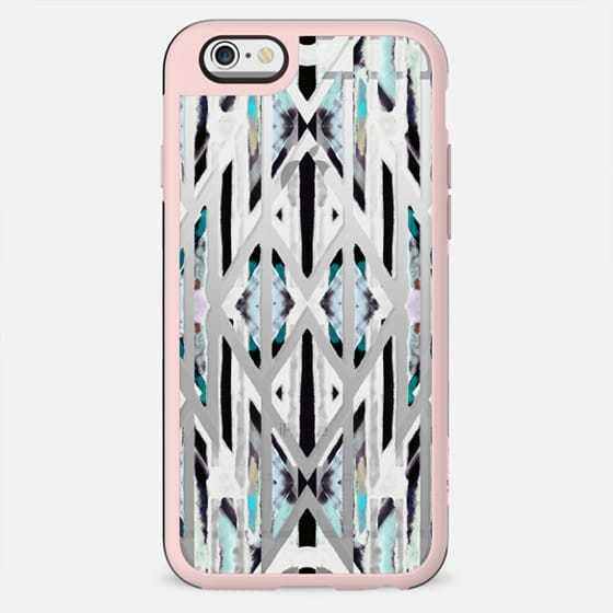 Painted ethnic triangles pattern - New Standard Case