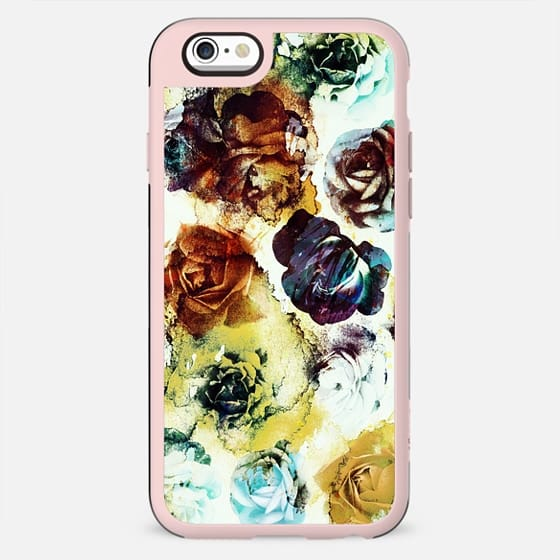 Splattered painted roses - New Standard Case