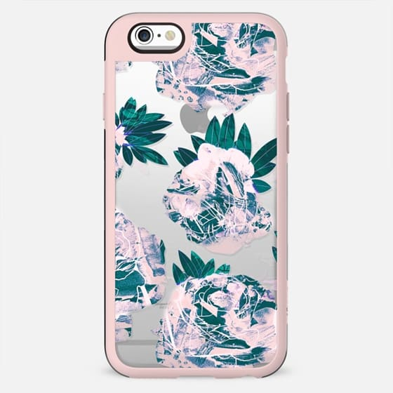 Pink abstracted roses - New Standard Case