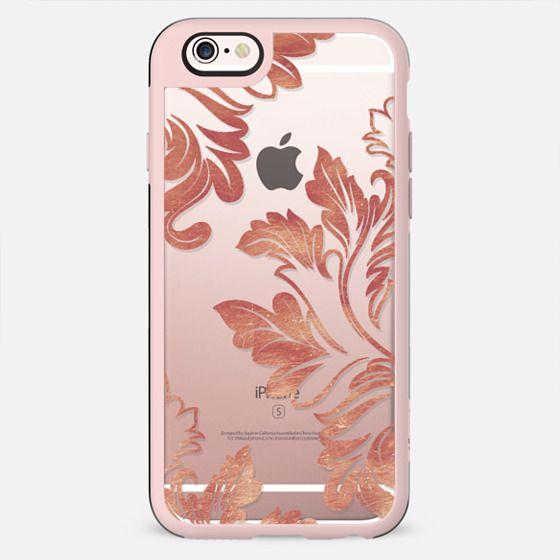 Elegant copper leaf - New Standard Case