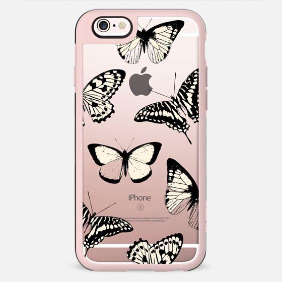 Butterflies pattern - New Standard Case