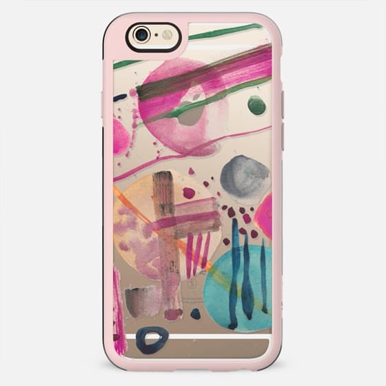 Watercolor abstract painting - New Standard Case