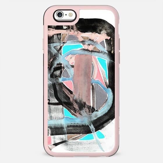Japanese abstract paint brushed - New Standard Case
