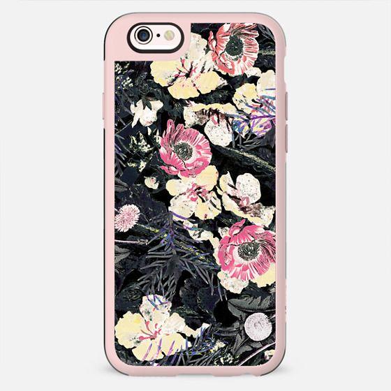 Night painted flower garden - New Standard Case