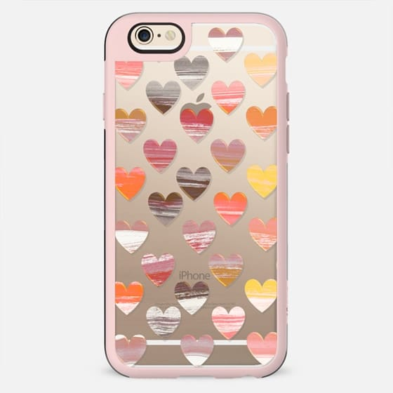 Sweet painted hearts - New Standard Case